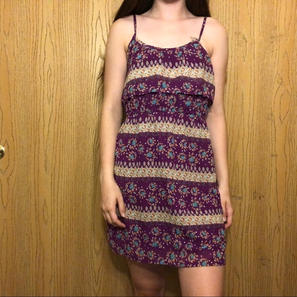 Mossimo Supply Co. Dresses & Skirts - patterned dress
